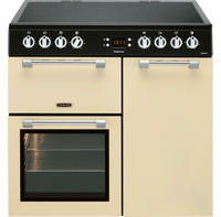 Leisure Cookmaster CK90C230C 90cm Electric Range Cooker with Ceramic Hob - Cream