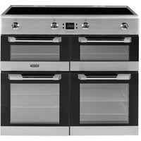 Leisure Cuisinemaster CS100D510X 100cm Electric Range Cooker with Induction Hob - Stainless Steel