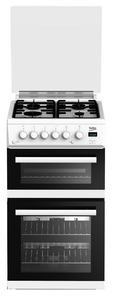 Beko EDG506W 50cm Gas Cooker - White