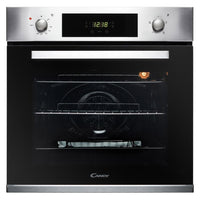 Candy FCP405X Built In Electric Single Oven - Stainless Steel