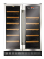 CDA FWC624SS 60cm Wine Cooler - Stainless Steel