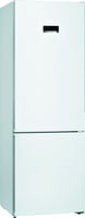 Bosch Serie 4 KGN49XWEA 70cm Frost Free Fridge Freezer - White - A++ Rated