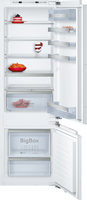 NEFF N70 KI6873FE0G Integrated Fridge Freezer with Fixed Door Fixing Kit - White - A++ Rated