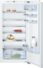 Bosch Serie 6 KIR41AFF0 56cm Integrated Upright Larder Fridge - Fixed Door Fixing Kit - White - A++ Rated