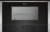 NEFF N70 C17GR01N0B 21 Litre Built In Microwave with Grill - Stainless Steel