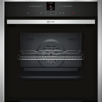 NEFF N70 B27CR22N1B Built In Electric Single Oven - Stainless Steel