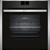 NEFF N90 Slide&Hide B47CS34H0B Wifi Connected Built In Electric Single Oven - Stainless Steel