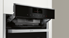 NEFF N90 Slide&Hide B48FT78H0B Wifi Connected Built In Electric Single Oven with Steam Function - Stainless Steel