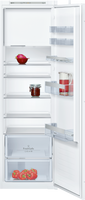 Neff N50 KI2822SF0G 54cm Integrated Upright Fridge with Ice Box - Sliding Door Fixing Kit - White - A++ Rated