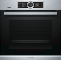 Bosch Serie 8 HBG6764S6B Wifi Connected Built In Electric Single Oven - Stainless Steel