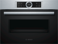 Bosch Serie 8 CFA634GS1B Built In Microwave - Stainless Steel