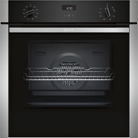NEFF N50 Slide&Hide B3ACE4HN0B Built In Electric Single Oven - Stainless Steel