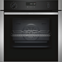 NEFF N50 Slide&Hide B6ACH7HH0B Wifi Connected Built In Electric Single Oven - Stainless Steel