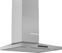 Bosch Serie 4 DWQ66DM50B 90cm Chimney Hood - Stainless Steel