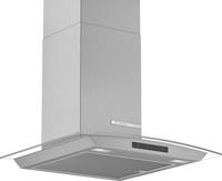 Bosch Serie 4 DWA66DM50B 60cm Chimney Hood - Stainless Steel