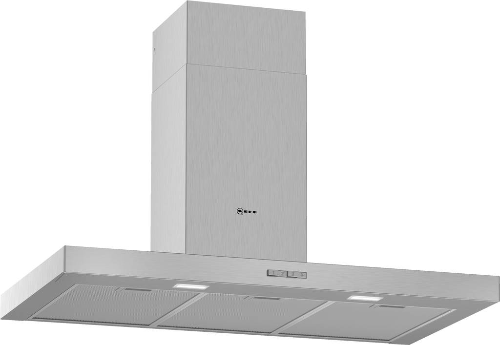 Neff N30 D92BBC0N0B 90cm Chimney Hood - Stainless Steel