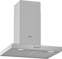 Neff N30 D62BBC0N0B 60cm Chimney Hood - Stainless Steel