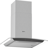 Neff N50 D64AFM1N0B 60cm Chimney Hood - Stainless Steel