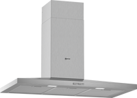 Neff N30 D92QBC0N0B 90cm Chimney Hood - Stainless Steel