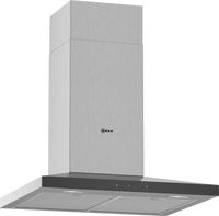 Neff N50 D64QFM1N0B 60cm Chimney Hood - Stainless Steel