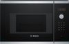 Bosch Serie 4 BEL523MS0B 20 Litre Built In Microwave with Grill - Stainless Steel