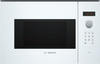 Bosch Serie 4 BFL523MW0B 20 Litre Built In Microwave - White
