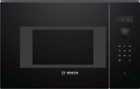Bosch Serie 4 BFL523MB0B 20 Litre Built In Microwave - Black
