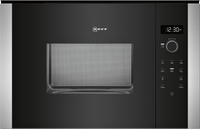NEFF N50 HLAWD23N0B 20 Litre Built In Microwave - Stainless Steel
