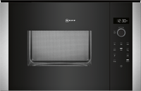 NEFF N50 HLAWD53N0B 25 Litre Built In Microwave - Stainless Steel