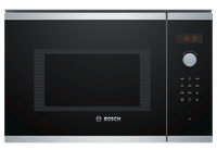 Bosch Serie 6 BEL553MS0B 25 Litre Built In Microwave with Grill - Stainless Steel