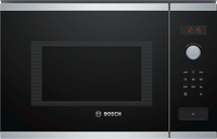 Bosch Serie 4 BFL553MS0B 25 Litre Built In Microwave  - Stainless Steel