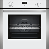 NEFF N50 B1ACE4HW0B Built In Electric Single Oven - White