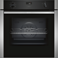 NEFF N50 Slide&Hide B4ACF1AN0B Built In Electric Single Oven - Stainless Steel