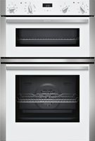 NEFF N50 U1ACE2HW0B Built In Double Oven - White