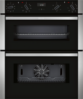NEFF N50 J1ACE2HN0B Built Under Double Oven - Stainless Steel