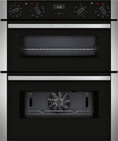 NEFF N50 J1ACE4HN0B Built Under Double Oven - Stainless Steel