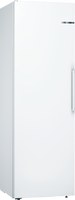 Bosch Serie 4 KSV36VWEPG 60cm Wide Tall Larder Fridge - White - A++ Rated
