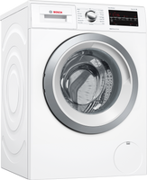 Bosch Serie 6 WAU28T64GB 9Kg Washing Machine with 1400 rpm - White - A+++ Rated