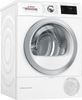 Bosch Serie 6 WTWH7660GB Wifi Connected 9Kg Heat Pump Tumble Dryer - White - A++ Rated