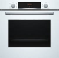 Bosch Serie 4 HBS534BW0B Built In Electric Single Oven - White