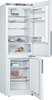Bosch Serie 4 KGE36AWCA 60cm Fridge Freezer - White - A+++ Rated