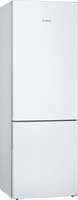 Bosch Serie 4 KGE49AWCAG 70cm Fridge Freezer - White - A+++ Rated