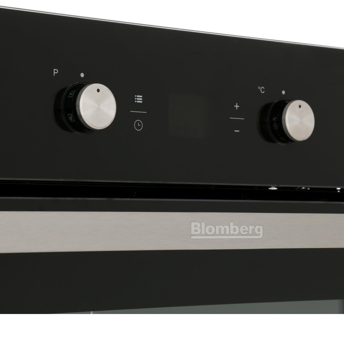 blomberg built in single electric oven oen9302x