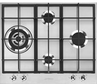 Smeg Classic PX364L 60cm Gas Hob - Stainless Steel