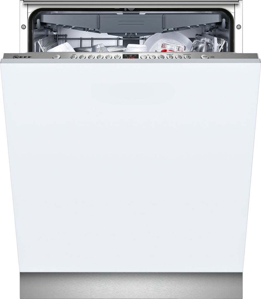Neff N50 S713N60X1G Fully Integrated Standard Dishwasher - Vario Hinge Door Fixing - A++ Rated