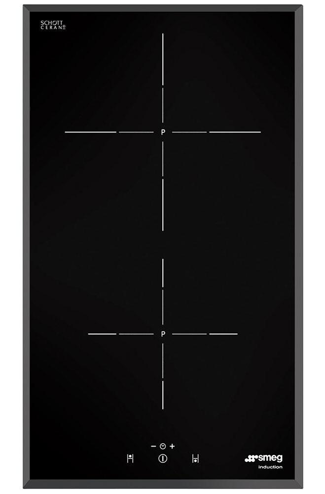 Smeg SI5322B 30cm Induction Hob - Black