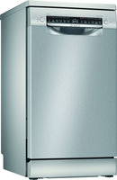 Bosch Serie 4 SPS4HKI45G Wifi Connected Slimline Dishwasher - Silver - A+ Rated