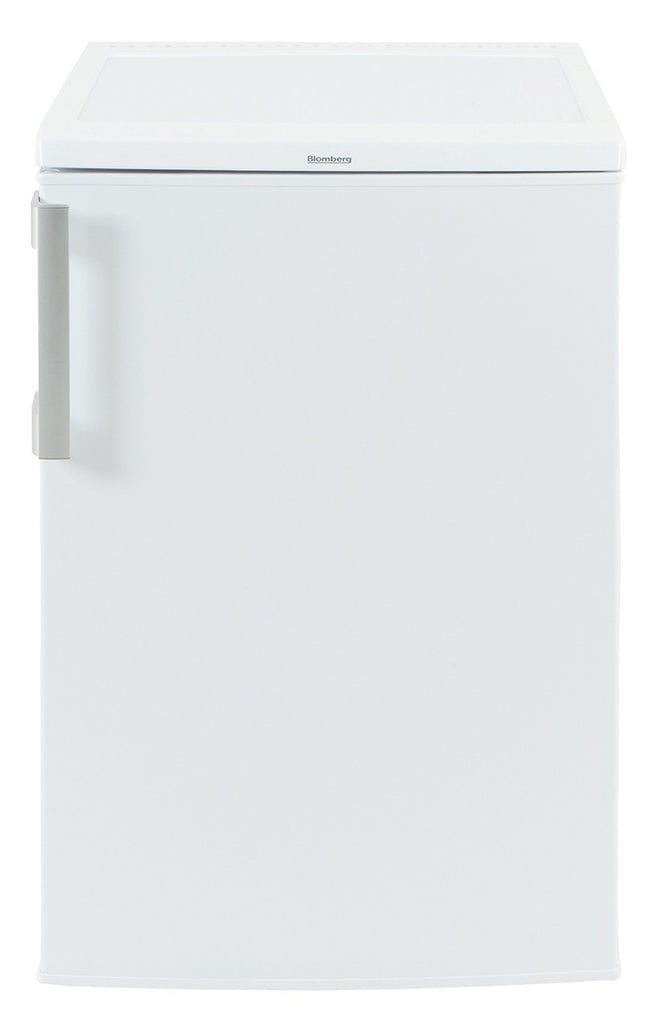 Blomberg TSM1551P Larder Fridge A+ Energy 130 Litres 550mm Wide White - Moores Appliances Ltd. - 1