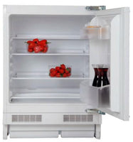 Blomberg TSM1750U 60cm Integrated Undercounter Larder Fridge - Fixed Door Fixing Kit - White - A+ Rated