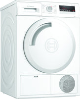 Bosch WTN83201GB 8Kg Condenser Tumble Dryer - White - B Rated